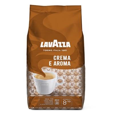 Lavazza - CREMA E AROMA - 1 кг на зърна