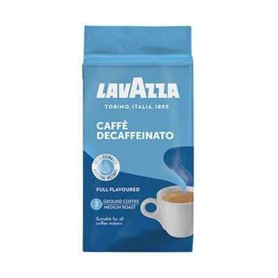 Lavazza - Caffè Decaffeinato - 250 г  мляно вакуум