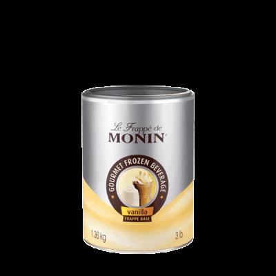 MONIN Frappe Vanilla 1.39kg