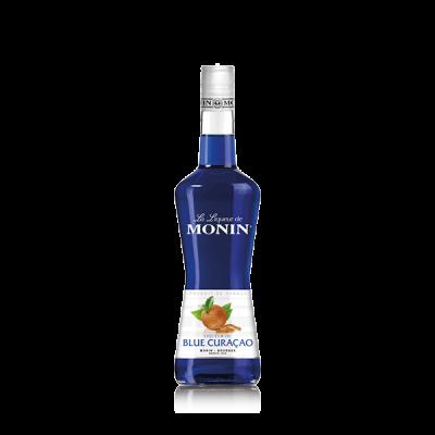 MONIN Blue Curacao Liqueur 0.7l