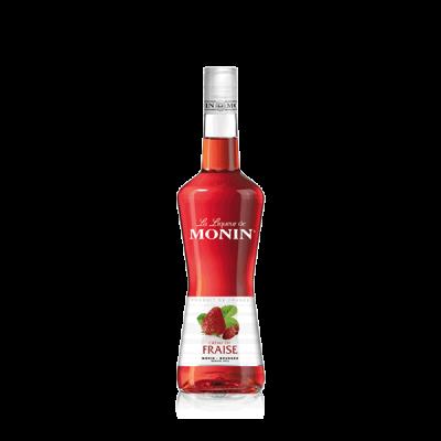 MONIN Strawberry Liqueur 0.7l