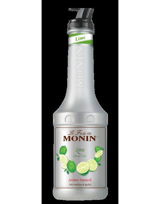 MONIN Пюре Лайм 1l