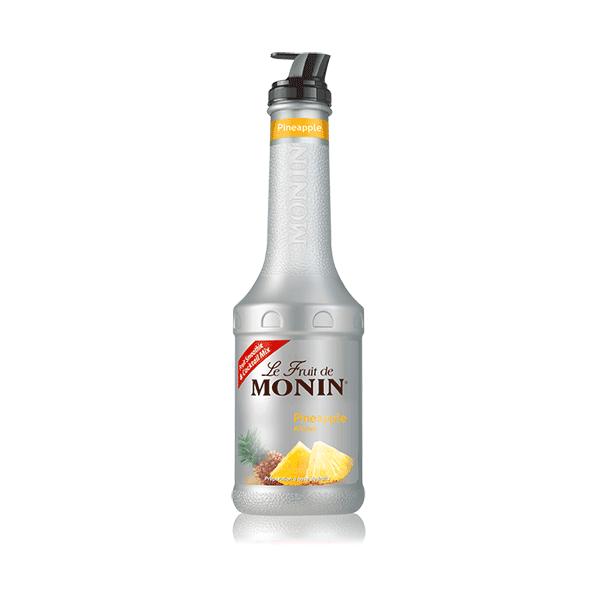 MONIN Пюре Ананас 1l