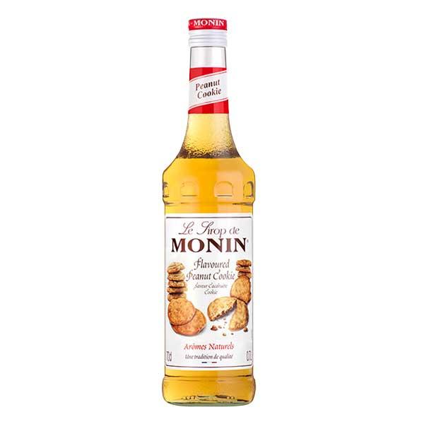 MONIN сироп Фъстъчени бисквитки 0.7l