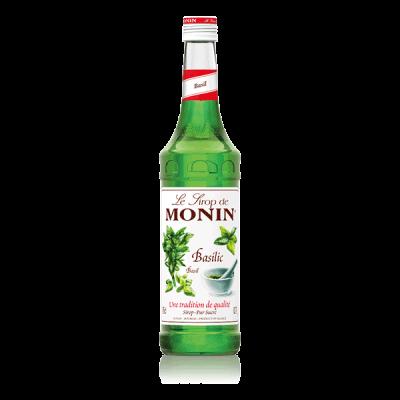 MONIN Basil Syrup 0.7l