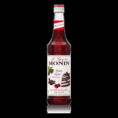MONIN Black Forest Syrup 0.7l
