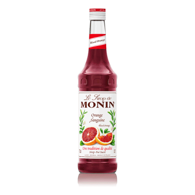 MONIN Blood Orange Syrup 0.7l