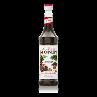 MONIN Brownie Syrup 0.7l