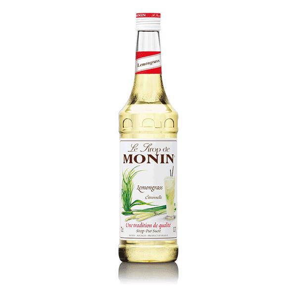 MONIN Lemongrass Syrup 0.7l