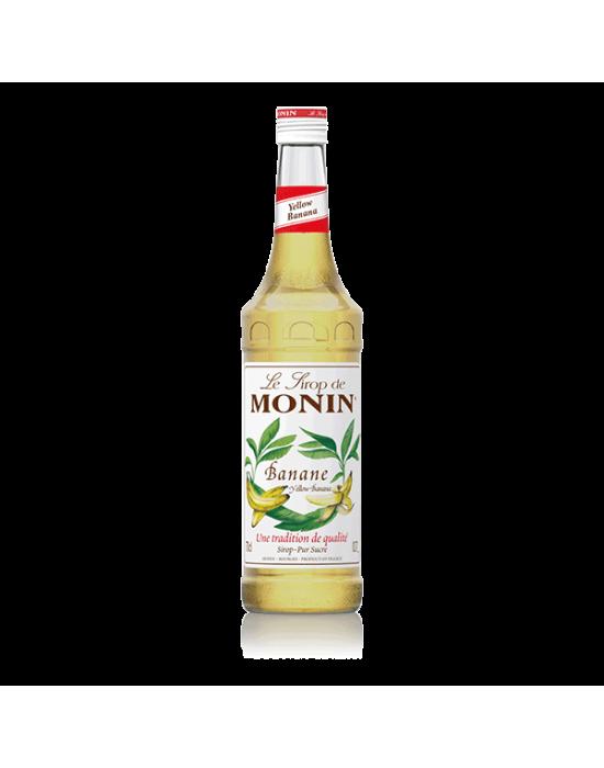 MONIN Сироп Жълт Банан 0.7l