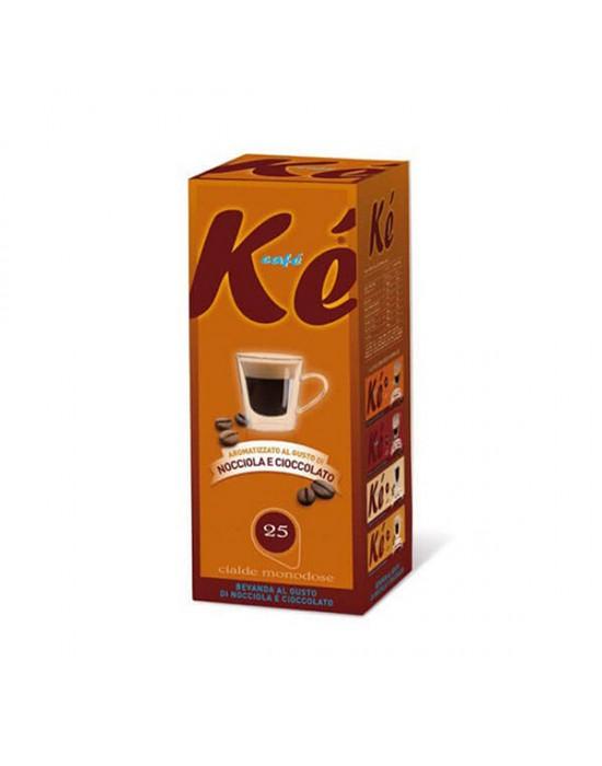 Кафе дози Лешник и шоколад - 25 бр.