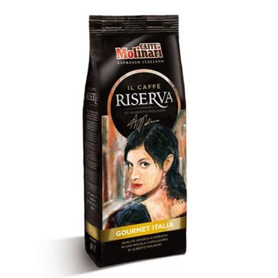 Кафе Molinari мляно Резерва Италия - 250 г
