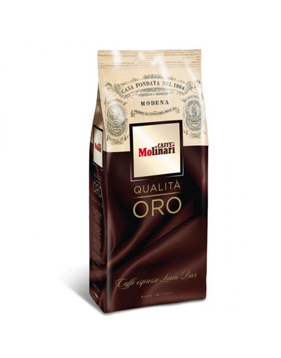 Кафе Molinari на зърна Оро 1кг.