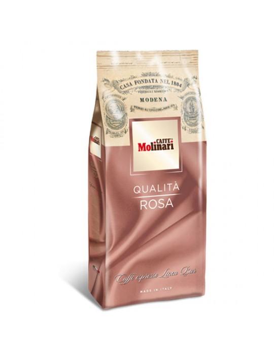 Кафе Molinari на зърна Роса 1кг.