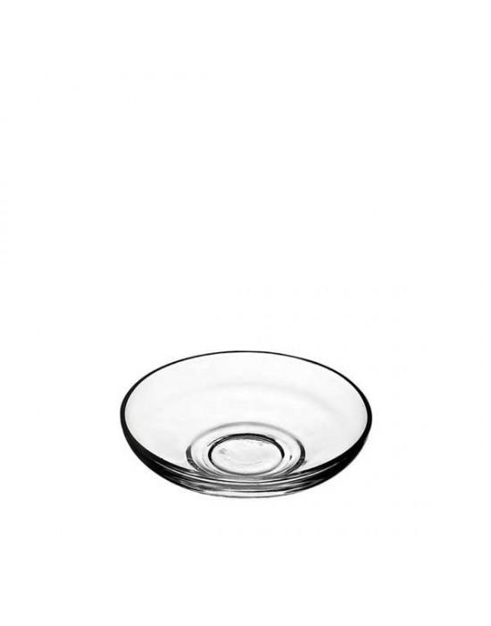 Стъклена чинийка - Lavazza 10 cm - Pasabahce