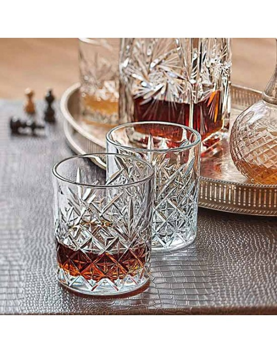 Timeless STACKABLE 355ml - уиски - Pasabahce