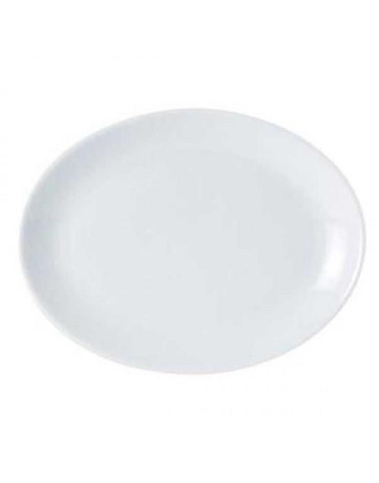 Porcelite Oval Plate 40cm
