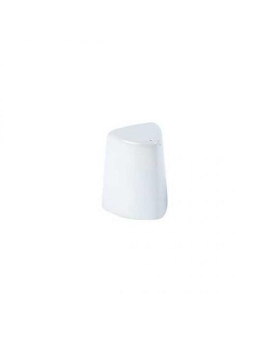 Porcelite triangular pepper pot