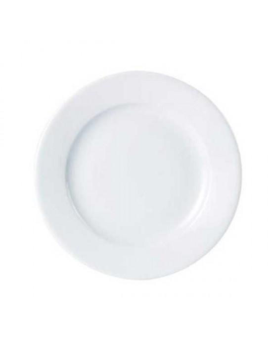 Porcelite Winged plate 28cm