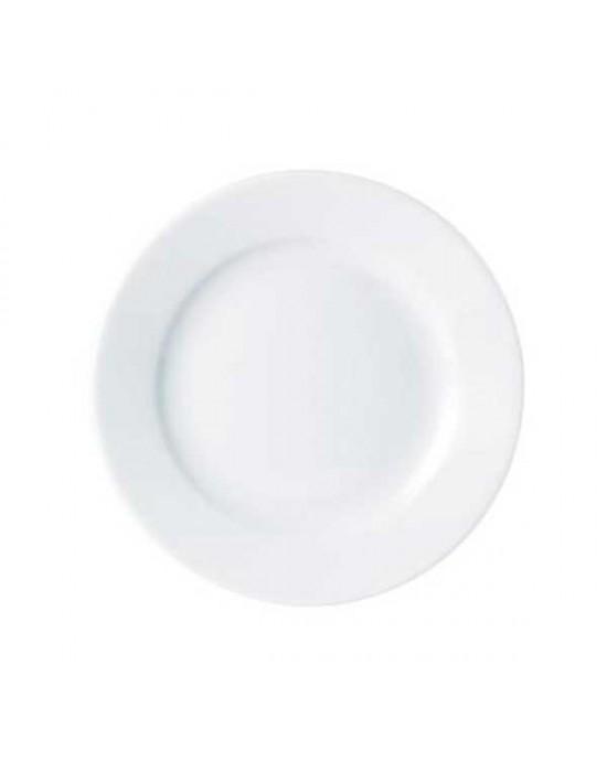 Porcelite Winged plate 26cm