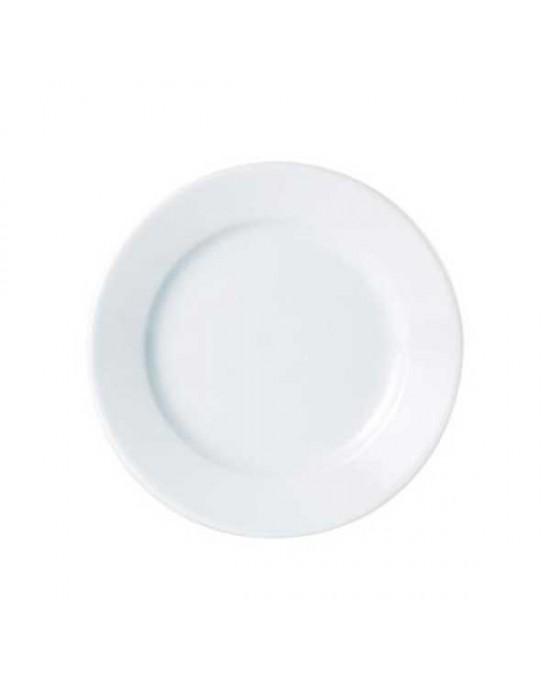 Porcelite Winged plate 23cm