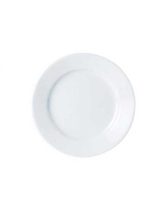 Porcelite Winged plate 21cm