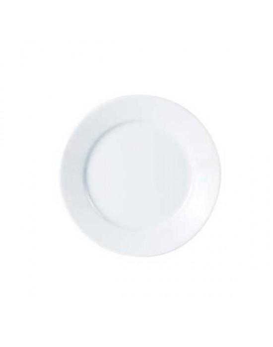 Porcelite Winged plate 19cm