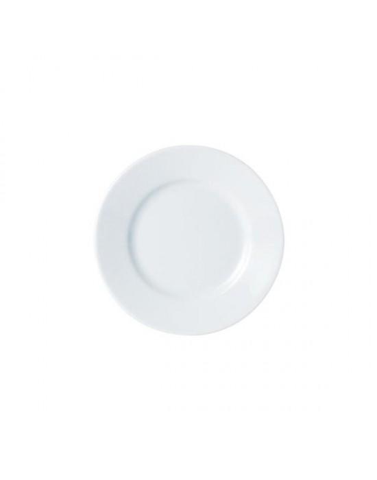 Porcelite Winged plate 17cm