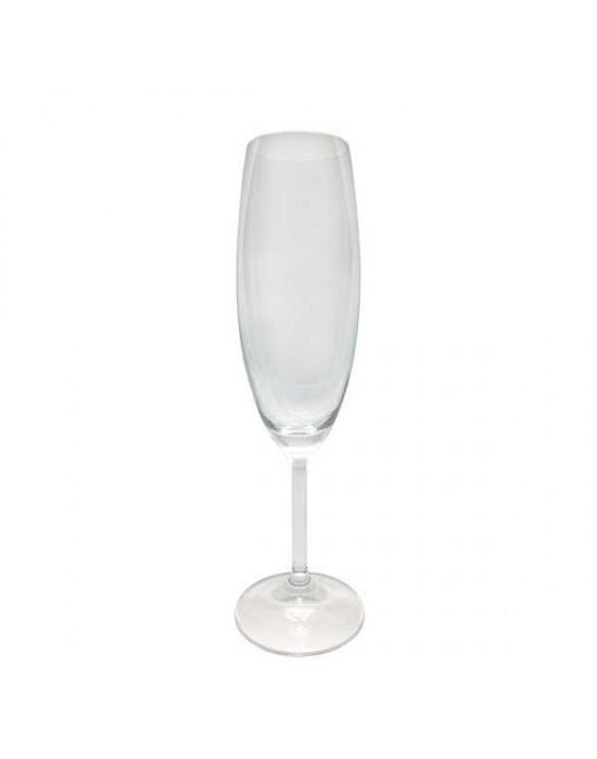 Форум - шампанско 220 ml - кристална чаша