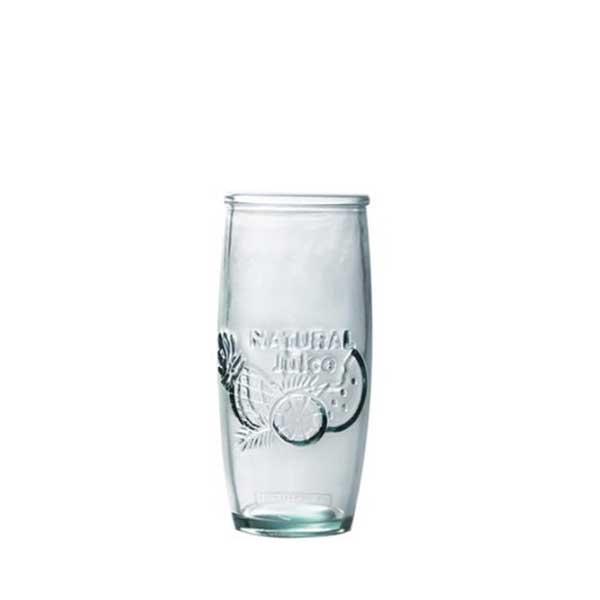 Natural Juice glass 550 cc.