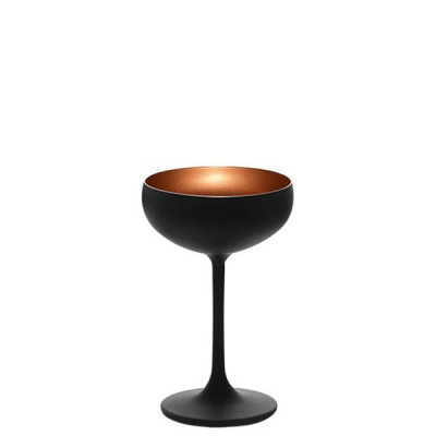 Olympic Champagne Black 230ml - cocktail - Stolzle