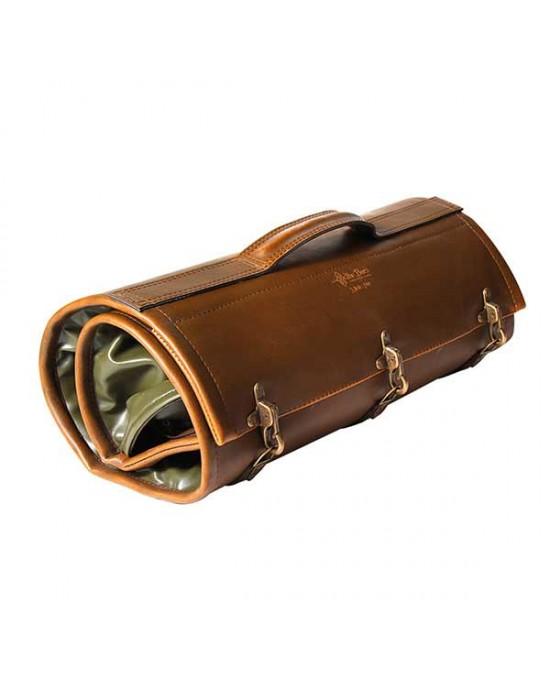 Барманска кожена чанта - оборудване - The Bars