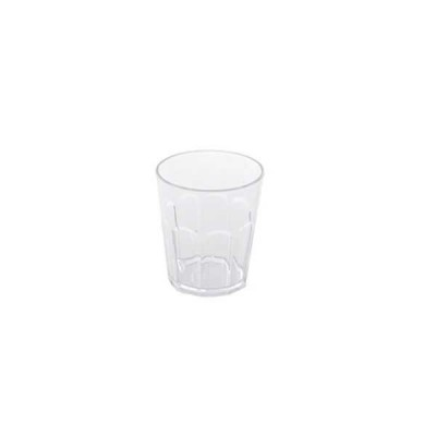 Polycarbonate Whiskey Glass 270ml - The Bars