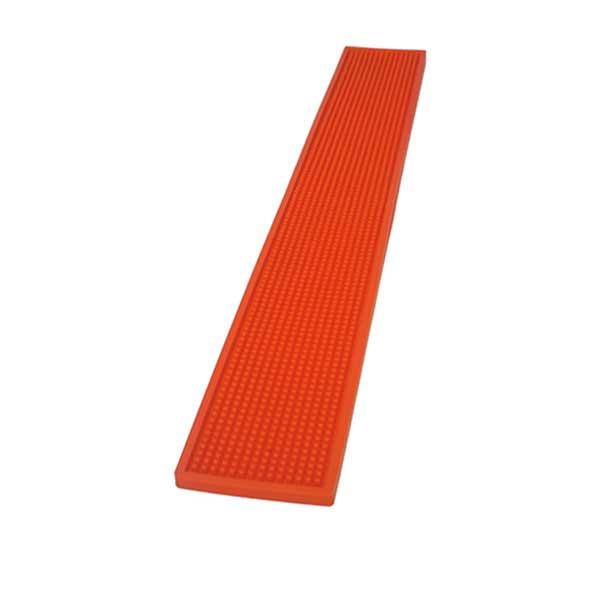 Бар мат 10x70cm Оранжев