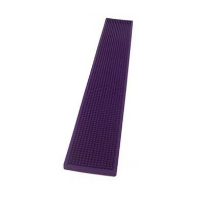 Bar Mat- Long Purple - The Bars