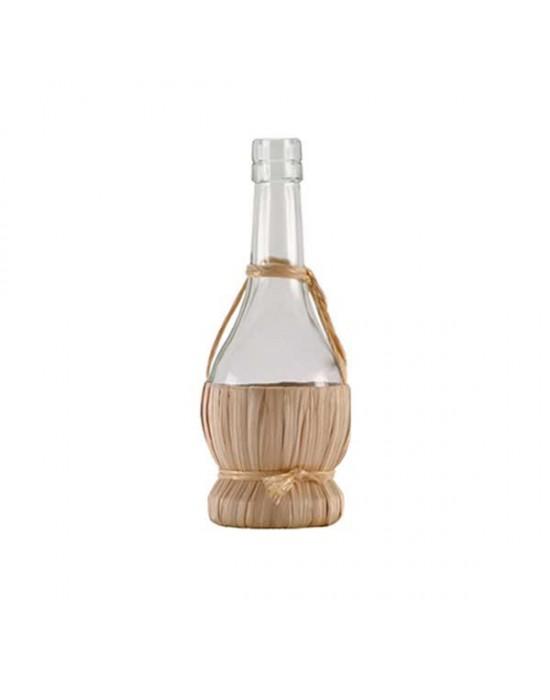 Стъклено шише с оплетка 375ml - The Bars