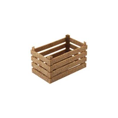 Mini fruit box eco wood - The Bars