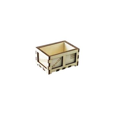 Mini shipping box - The Bars