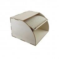 Дървена Кутия за съхранение - The Bars