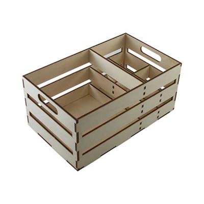 Бар органайзер дървен - The Bars