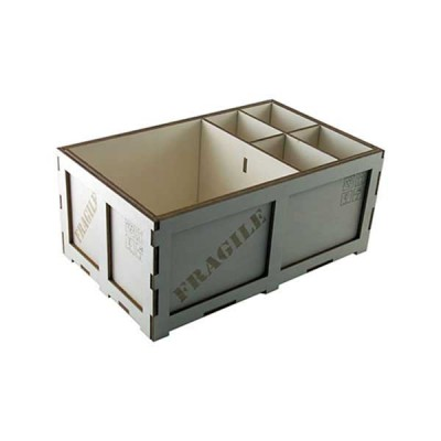 Бар органайзер shipping box - The Bars