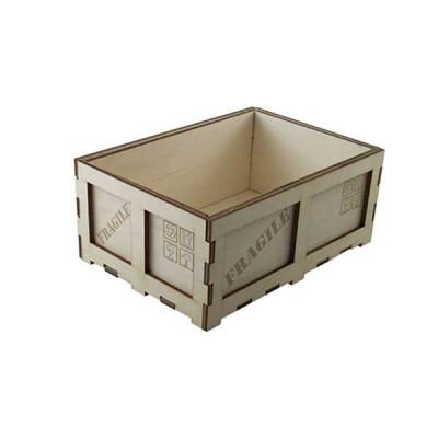 Shipping box - The Bars