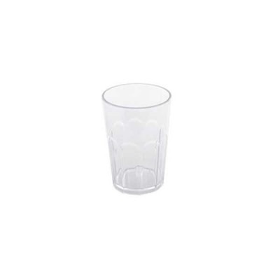 Polycarbonate Water Glass 350ml - The Bars