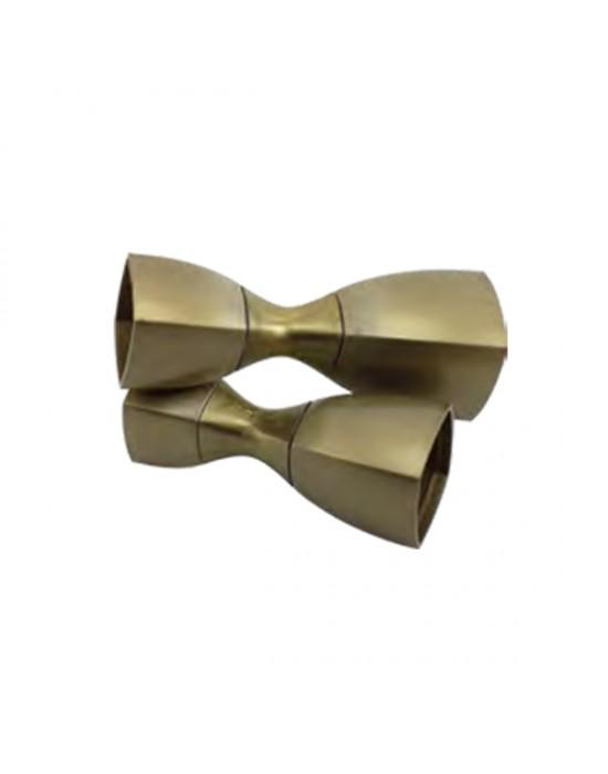 Комплект джигъри златни - пластмасови - The Bars
