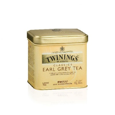 TWININGS -  Ърл Грей кутия - черен чай