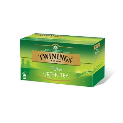 TWININGS - ЧИСТ ЗЕЛЕН ЧАЙ - зелен чай