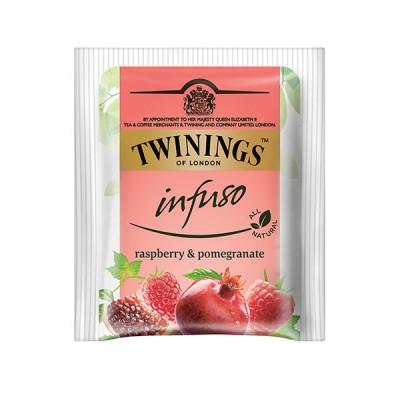 TWININGS - МАЛИНА И НАР - Билково-плодов чай