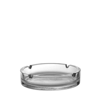 Ashtray - 140 mm - transparent - Uniglass