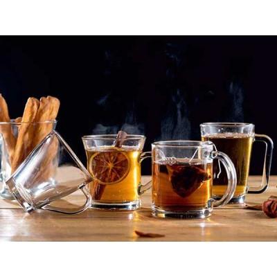 Hollywood 255ml - coffee - Uniglass