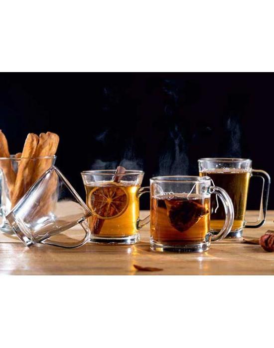 Los Angeles Coffee glass 275ml - кафе - Uniglass